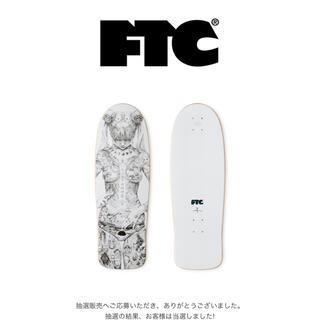 エフティーシー(FTC)の大友昇平 平成聖母 スケートデッキ(スケートボード)