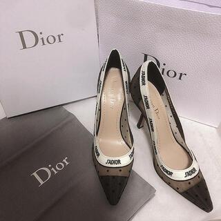 クリスチャンディオール(Christian Dior)のDior パンプス 37(ハイヒール/パンプス)