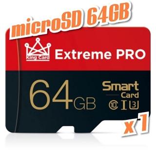 マイクロSDカード 64GB 1枚 microSD class10 EPRB