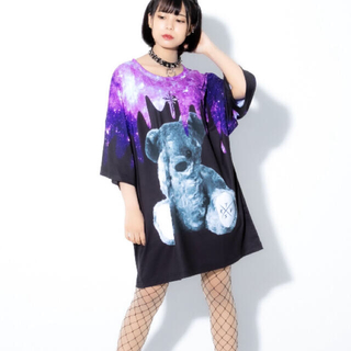 トラバストーキョー TRAVAS TOKYO  たれくま Tシャツ