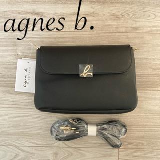 agnes b. - 新品 agnes b. アニエスベー ショルダーバッグ ハンドバッグ