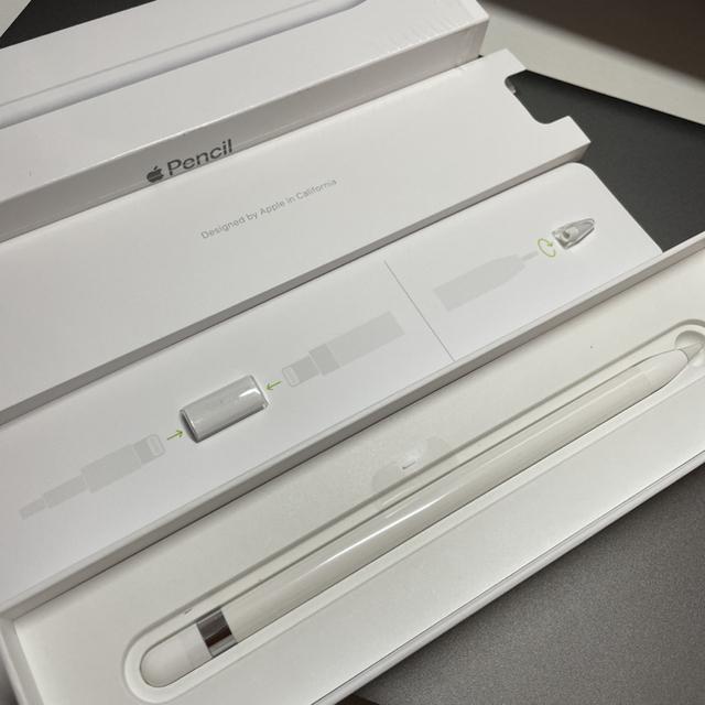 Apple(アップル)のプロフ様専用 新品同様 Apple Pencil (第1世代)MK0C2J/A スマホ/家電/カメラのPC/タブレット(PC周辺機器)の商品写真