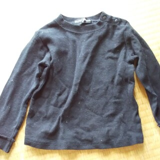 95 長そで ブラック(Tシャツ/カットソー)