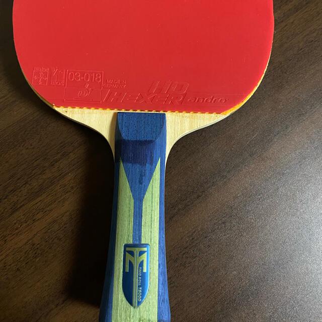 卓球ラケット スポーツ/アウトドアのスポーツ/アウトドア その他(卓球)の商品写真