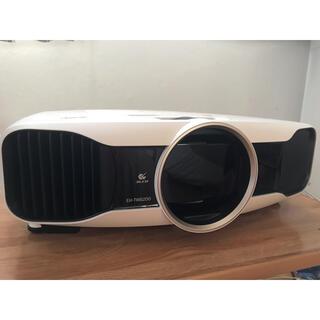 エプソン(EPSON)の【美品】3D対応 ホームプロジェクター  EH-TW8200W (36時間使用)(プロジェクター)
