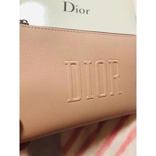 Christian Dior - 新品Dior ノベルティーポーチ ピンク