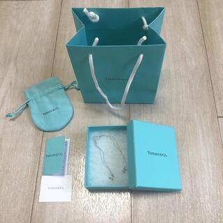 Tiffany & Co. - ⭐早い者勝ち⭐ ティファニー シルバー ネックレス  オリーブ Tiffany