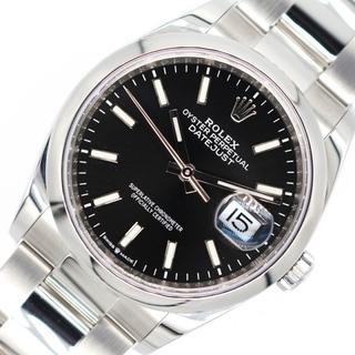 ロレックス(ROLEX)のロレックス ROLEX デイトジャスト36 腕時計 メンズ【中古】(腕時計(アナログ))