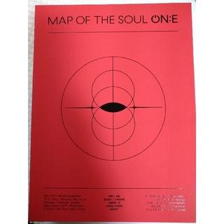 防弾少年団(BTS) - BTS MAP OF THE SOUL ON :E DVD