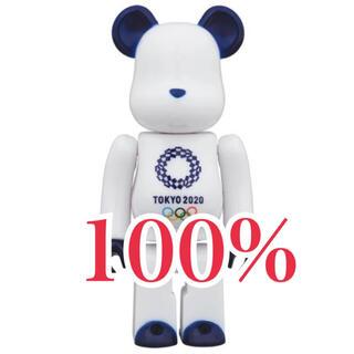 メディコムトイ(MEDICOM TOY)のBE@RBRICK ベアブリック 100% オリンピック(その他)