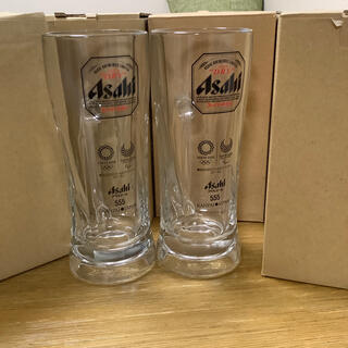 アサヒ(アサヒ)のアサヒビール東京2020オリンピックジョッキ5個セット(グラス/カップ)