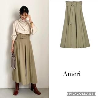 Ameri VINTAGE - 【田中みな実着用】ameri アメリヴィンテージ  スカート