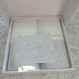 COSME DECORTE - 箱無し発送☆コスメデコルテ ハンドタオルセット