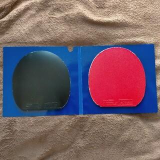 ニッタク(Nittaku)の卓球ラバー Nittaku ファスタークc1 特厚 両面セット(卓球)