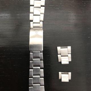 ロレックス(ROLEX)の【お値下げ】ロレックス 7836 巻きブレス クラスプコードVD 1979年製(金属ベルト)