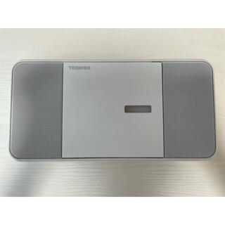 東芝 - TOSHIBA TY-C250 CDラジオ ホワイト