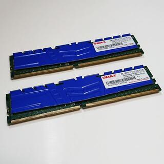 メモリ UMAX 16GB (8GBx2) DDR4-2133 ''47