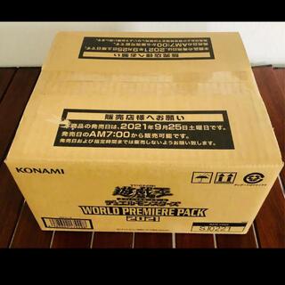 コナミ(KONAMI)の遊戯王 WORLD PREMIERE PACK 2021 1カートン(Box/デッキ/パック)