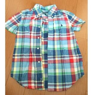 ラルフローレン(Ralph Lauren)の(120センチ)ラルフローレン子供用半袖シャツ(Tシャツ/カットソー)