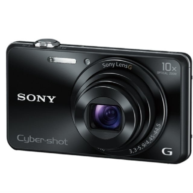 SONY(ソニー)のSONY サイバーショット DSC-WX220 SDカード2枚付 スマホ/家電/カメラのカメラ(コンパクトデジタルカメラ)の商品写真