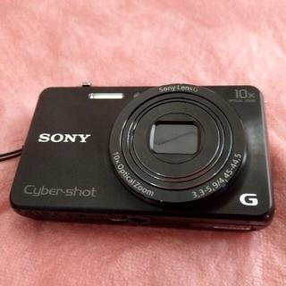 SONY - SONY サイバーショット DSC-WX220 SDカード2枚付