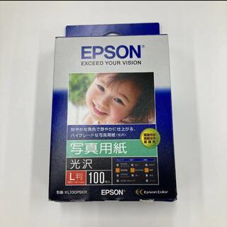 エプソン(EPSON)のエプソン 未使用 写真用紙 光沢L判サイズ(その他)