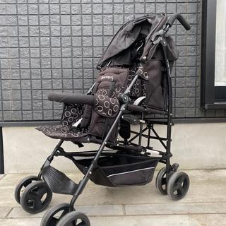 Kinderwagon - 2人乗りベビーカー キンダーワゴン DUOシティHOP 縦型ベビーカー