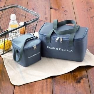 DEAN & DELUCA - DEAN & DELUCA GLOW 2016 保冷バッグ 2個セット
