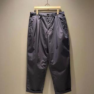 BEAMS - ssz 暖簾chino pants ダークブラウン