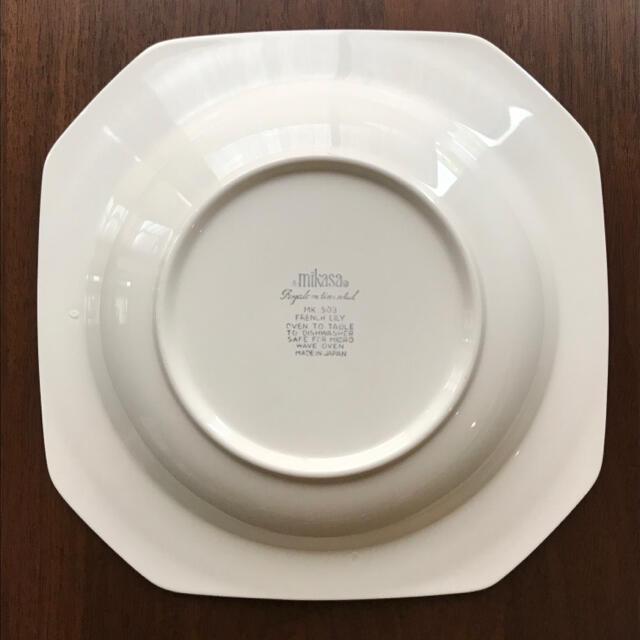 MIKASA(ミカサ)のMikasa Royalcontinental 深皿 5枚セット インテリア/住まい/日用品のキッチン/食器(食器)の商品写真