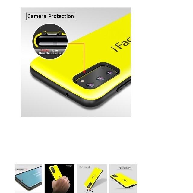 GALAXY S20 iFace ケース 新品未使用 スマホ/家電/カメラのスマホアクセサリー(Androidケース)の商品写真