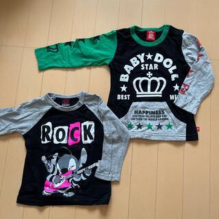 ベビードール(BABYDOLL)のBABY DOLL☆ロンT90(Tシャツ/カットソー)