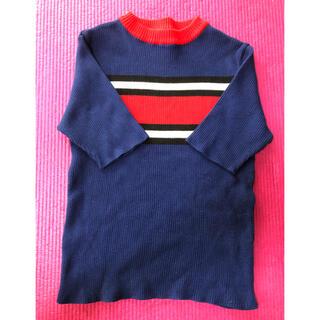 キャンディーストリッパー(Candy Stripper)のビビットカラー トップス(Tシャツ(半袖/袖なし))