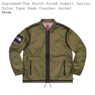 Supreme The North Face コーチジャケット