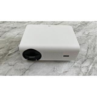 【美品】プロジェクター|フルHD & Bluetooth 5.1内蔵(プロジェクター)