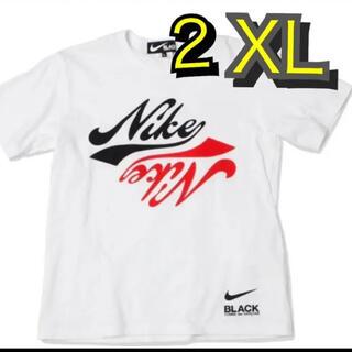 NIKE - NIKE x BLACK COMME des GARCONS  コラボT