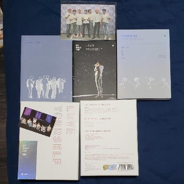 BTS LOVE YOURSELF  WORLD TOUR SEOUL  エンタメ/ホビーのDVD/ブルーレイ(アイドル)の商品写真