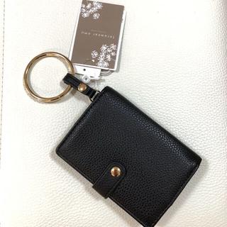 しまむら - 新品タグ付き♡terawearemu マルチカードケース コインケース  黒