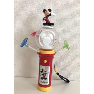 ミッキーマウス(ミッキーマウス)のミッキーマウス ディズニーランド Disney ペンライト 光るおもちゃ(キャラクターグッズ)