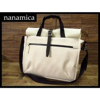 ナナミカ(nanamica)の★ G① ナナミカ SUOS764 コーデュラ ブリーフケース 2WAY バッグ(ショルダーバッグ)