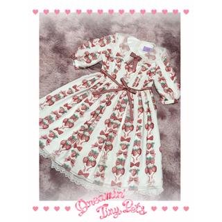 Angelic Pretty - angelic pretty Strawberry Dollワンピース