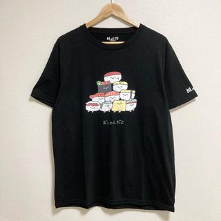 新品・タグ付き◎おしゅしだよ おしゅしピラミッドTシャツ♪