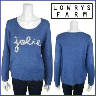 ローリーズファーム(LOWRYS FARM)のローリーズファーム LOWRYS FARM ニット セーター プルオーバー M(ニット/セーター)