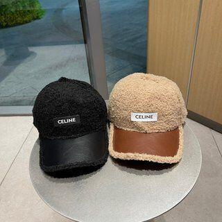 セリーヌ(celine)の極美品CELINE 野球帽 (キャップ)