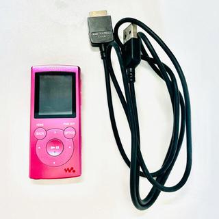 ウォークマン(WALKMAN)のSONY WALKMAN 充電USBケーブル付(ポータブルプレーヤー)
