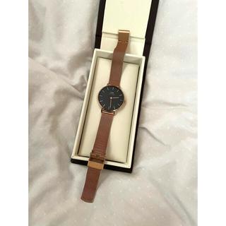 ダニエルウェリントン(Daniel Wellington)のダニエルウェリントン 腕時計 classic32mm(腕時計)