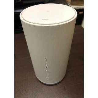 au - Speed Wi-Fi HOME L01/au whs31 white