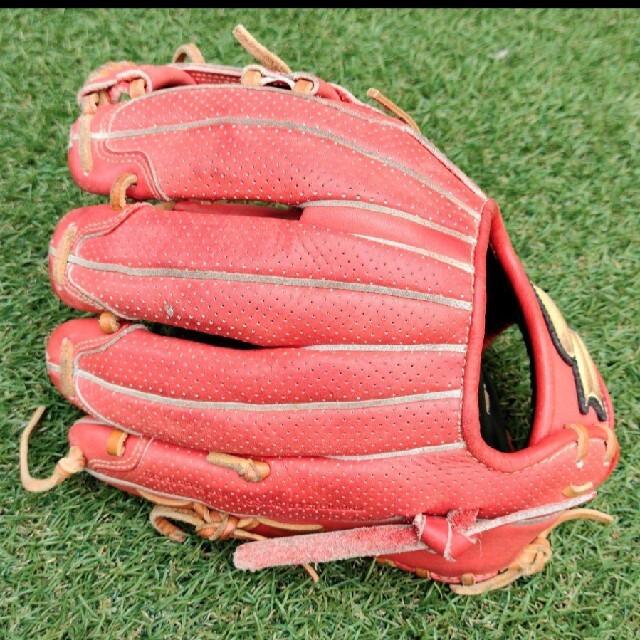 SSK(エスエスケイ)の軟式野球 SSK内野手用 (右投げ用) スポーツ/アウトドアの野球(グローブ)の商品写真