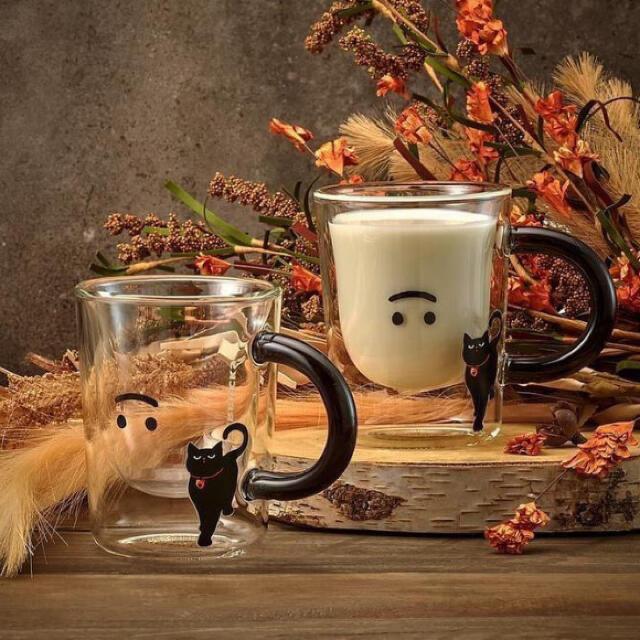 専用 スターバックス ハロウィン グラス インテリア/住まい/日用品のキッチン/食器(グラス/カップ)の商品写真