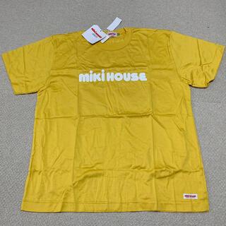 ミキハウス(mikihouse)のTシャツ ミキハウス 新品未使用(Tシャツ/カットソー(半袖/袖なし))